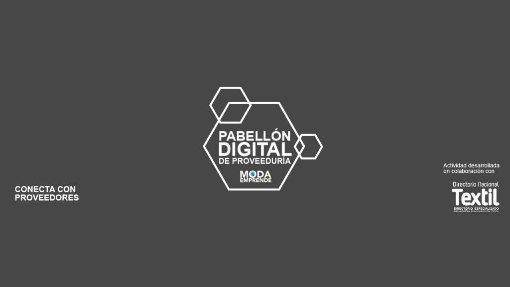 04 – Pabellón Digital de Proveeduría